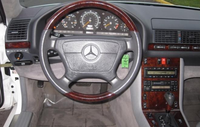 Interior trim S500 coupe C140 W140 1996 (1).jpg