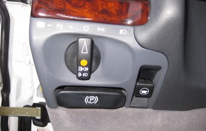Interior trim S500 coupe C140 W140 1996 (14).jpg