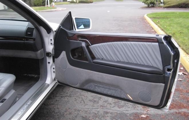 Interior trim S500 coupe C140 W140 1996 (21).jpg