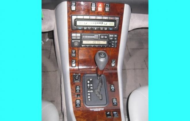 Interior trim S500 coupe C140 W140 1996 (24).jpg