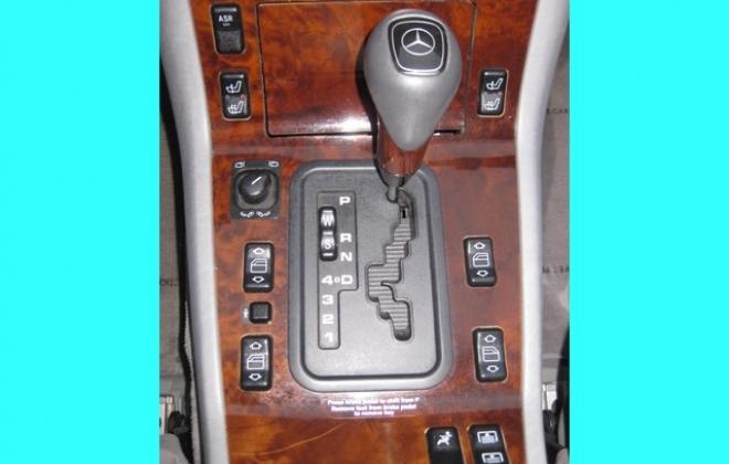 Interior trim S500 coupe C140 W140 1996 (9).jpg