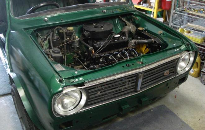 Iridium Green 998 LS under restoration 1.JPG