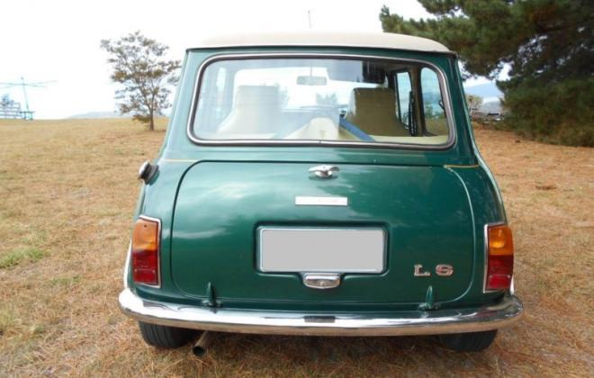Iridium Green Leyland Mini LS 998cc (3).JPG