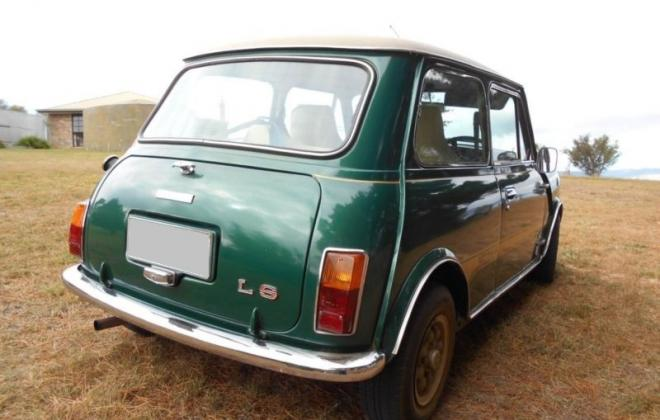 Iridium Green Leyland Mini LS 998cc (4).JPG