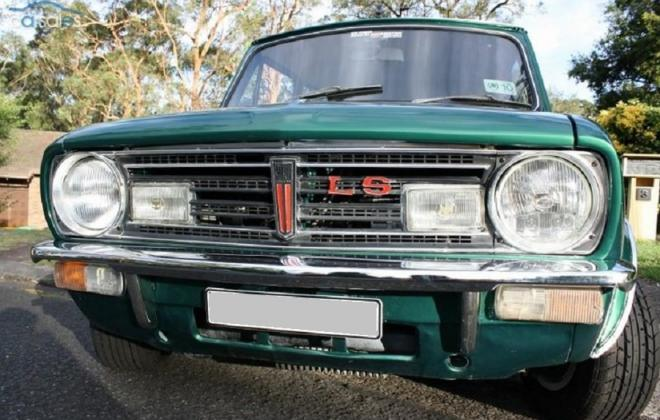 Iridium Green Leyland Mini LS 998cc (8).jpg
