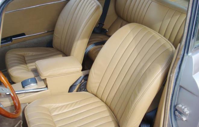 Jaguar 1968 Series 1.5 E-type XKE beige interior image (2).png