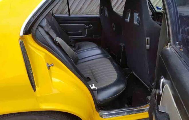 LH 1974 Holden Torana Chrome Yellow with black interior images (12).jpg