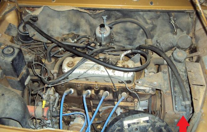 Large core radiator Leyland Mini 1275LS.jpg