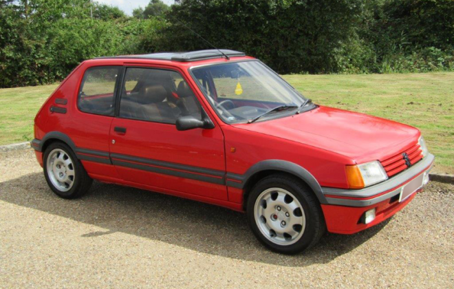 Le Mans Red Peugeot 205 GTI Phase 1.png