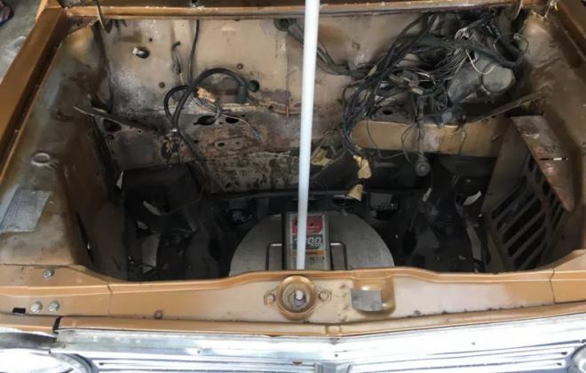 Leyland Mini 1275 LS 2021 project car unrestored nugget gold paint (6).png
