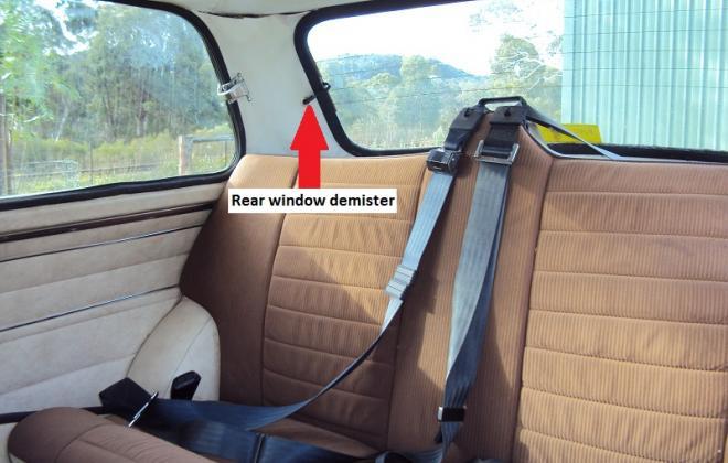 Leyland Mini 1275LS rear window demister.jpg