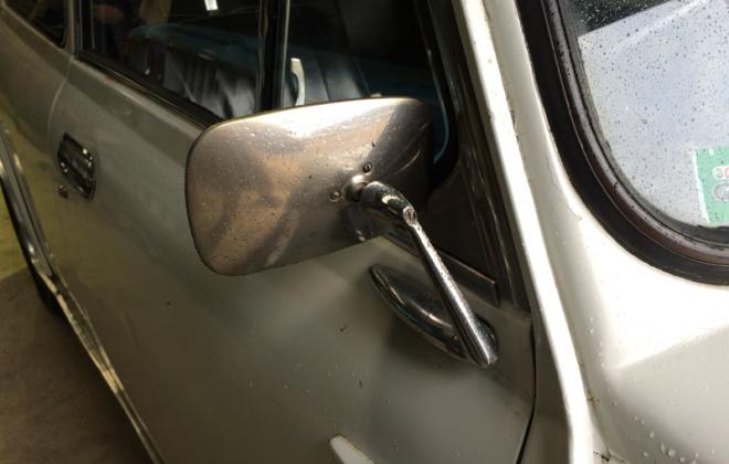 Leyland Mini Clubman GT Australia side wing mirror.png