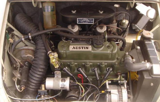MK1 Austin 1071 Cooper S 1 engine bay.jpg