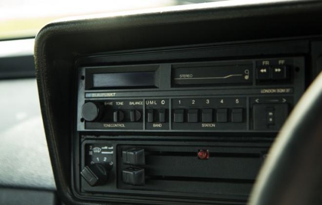 MK1 Golf GTI Blaupunkt radio original campaign UK Volkswagen.jpg