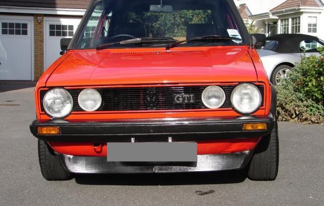 MK1 Golf GTI Campaign Edition Mars Red paint code LA3A (2).jpg