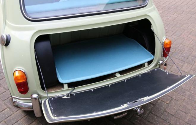 MK1 Morris Cooper S boot interior image 970cc 1965.jpg