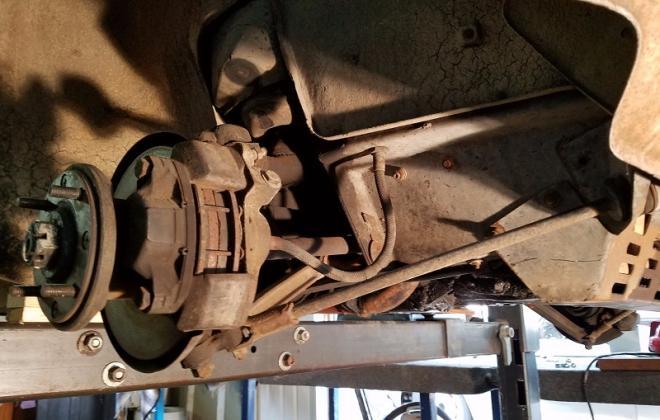 MK1 Morris Cooper S disc brakes 1.jpg