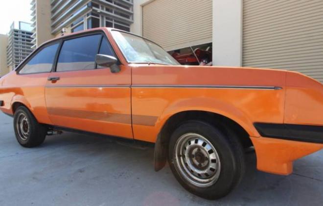 MK2 RS2000 Ford Escort Coupe 1980 Australia Orange unrestored (1).JPG