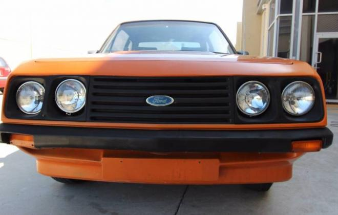 MK2 RS2000 Ford Escort Coupe 1980 Australia Orange unrestored (7).JPG
