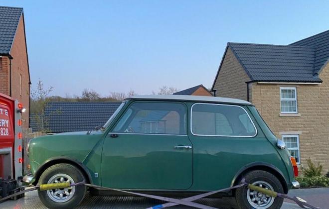 MK3 Mini Cooper S 1971 Almond Green images UK 2021 (1).jpg