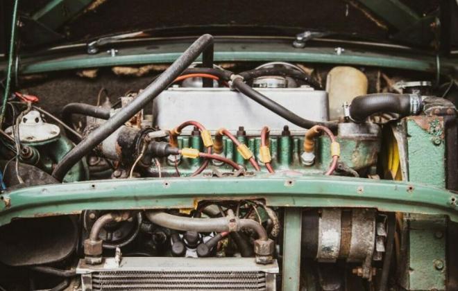 MK3 Mini Cooper S 1971 Almond Green images UK 2021 (11).jpg
