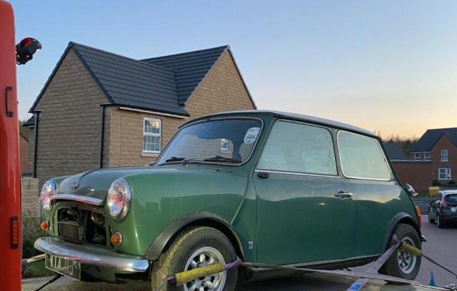 MK3 Mini Cooper S 1971 Almond Green images UK 2021 (12).jpg