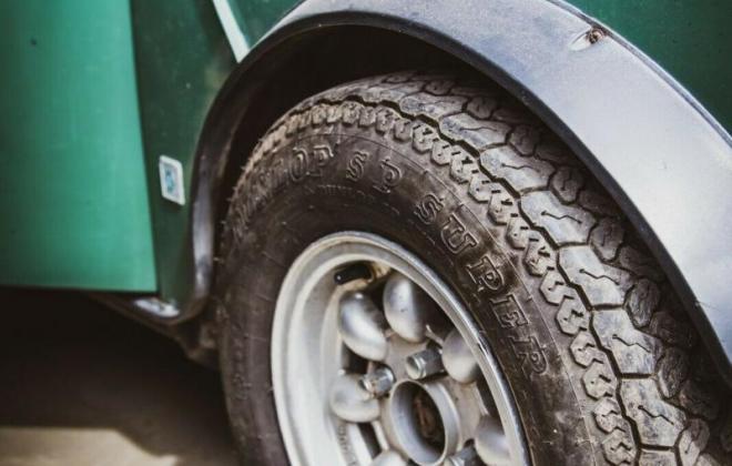 MK3 Mini Cooper S 1971 Almond Green images UK 2021 (8).jpg