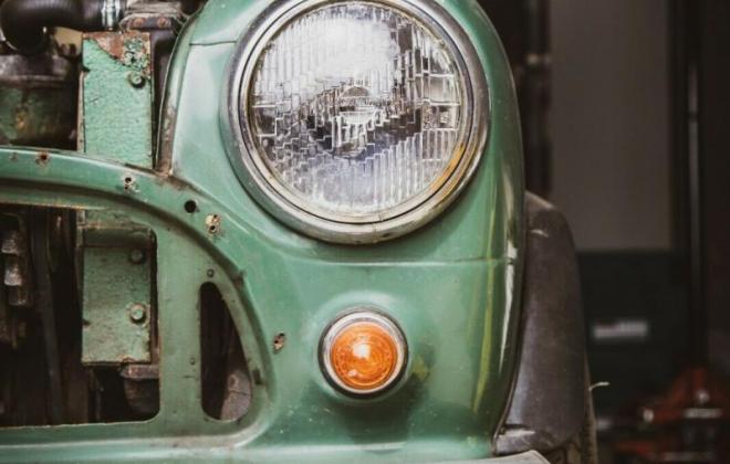 MK3 Mini Cooper S 1971 Almond Green images UK 2021 (9).jpg