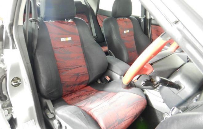 Magna Ralliart interior trim 2002 grey and red cloth (13).jpg
