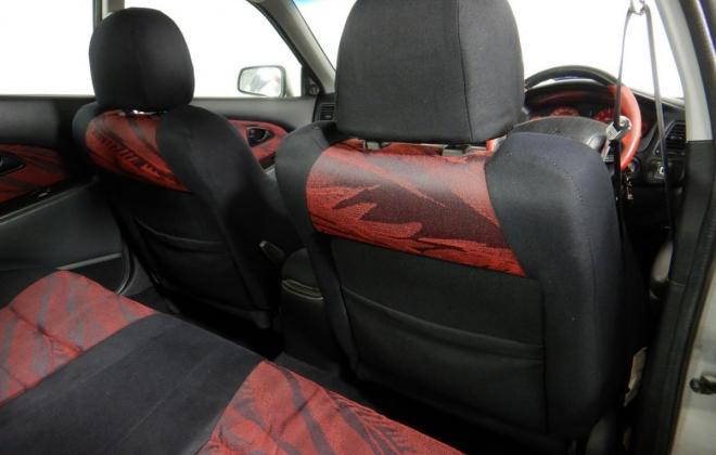 Magna Ralliart interior trim 2002 grey and red cloth (5).jpg