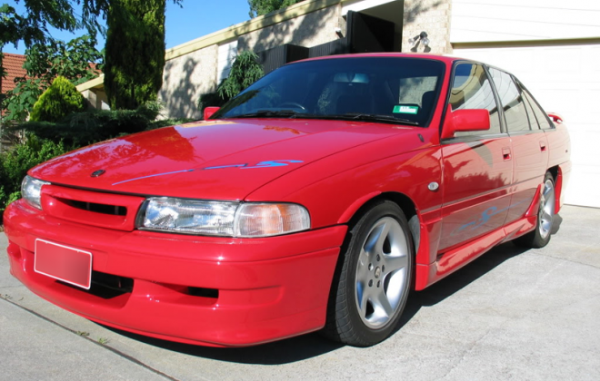 Maranello Red HSV GTS VP 1992 1F075 .png