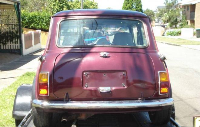 Maroon 1977 Leyland Mini LS 998 converted to 1275 (4).JPG