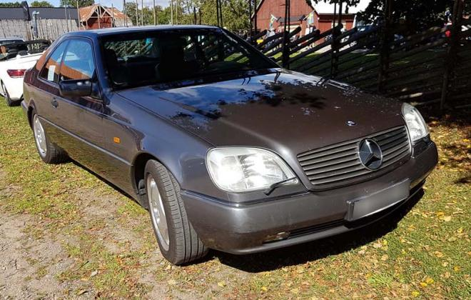 Mercedes 140 coupe Anthracite Grey paint code 172 images.jpg