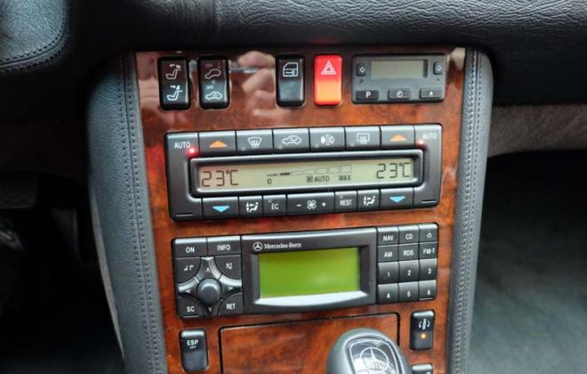 Mercedes 140 coupe radio Blaupunkt APS4 BP4902 image.jpg