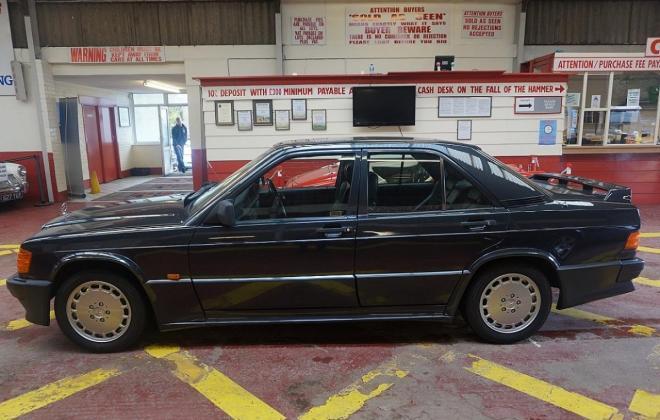 Mercedes 190E 2.5 16 Valve Cosworth 1990 12.jpg