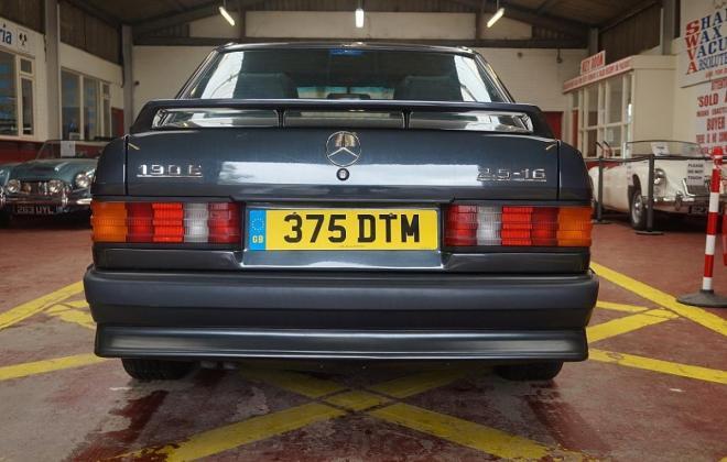 Mercedes 190E 2.5 16 Valve Cosworth 1990 13.jpg