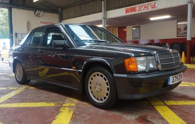 Mercedes 190E 2.5 16 Valve Cosworth 1990.jpg