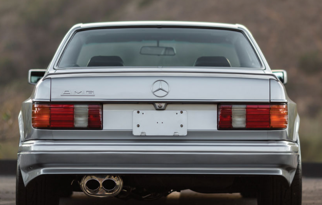 Mercedes 560 SEC 6.0 AMG Widebody Silver back.png