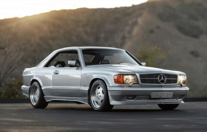 Mercedes 560 SEC 6.0 AMG Widebody Silver.png