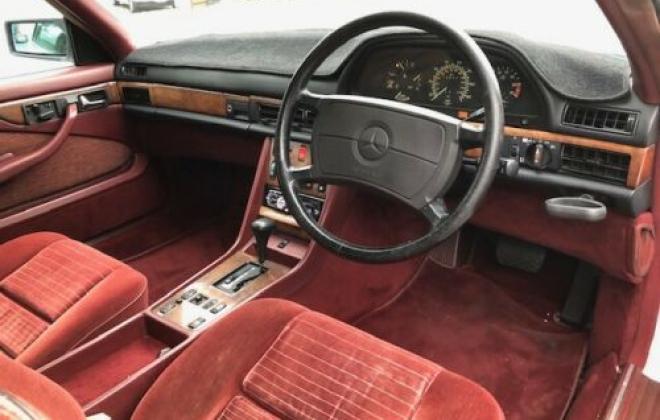 Mercedes 560SEC 1986 Australia Hong Kong import (10).jpg