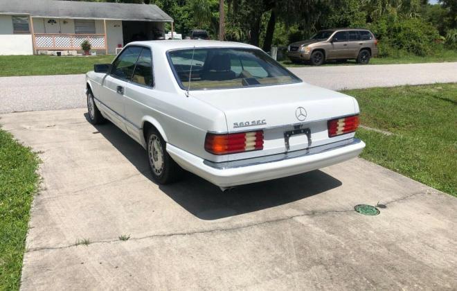 Mercedes 560SEC 1988 White images future classic USA (1).jpg