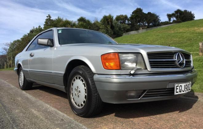 Mercedes 560SEC LHD with cloth trim german spec (2).jpg