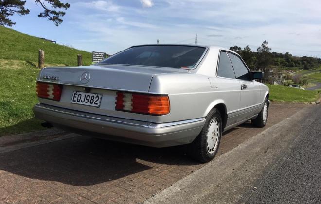 Mercedes 560SEC LHD with cloth trim german spec (4).jpg