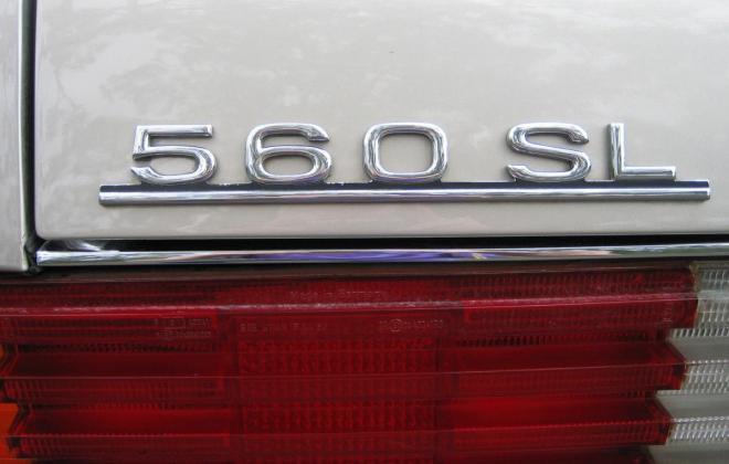 Mercedes 560SL rear badge.jpg