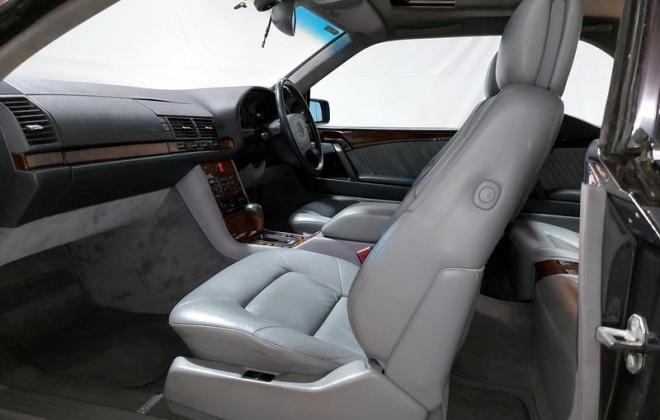 Mercedes Blue-black S500 coupe C140 W140 coupe (4).jpg