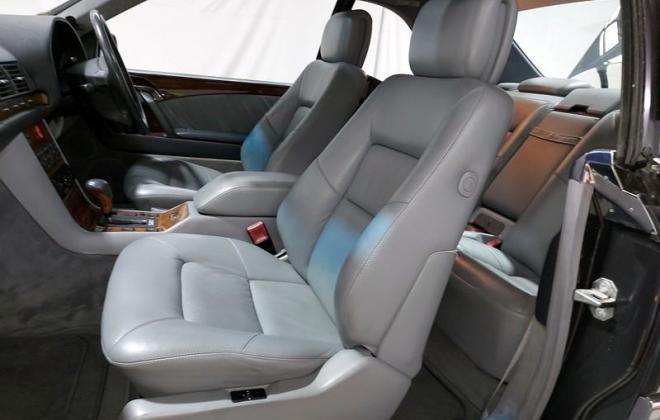 Mercedes Blue-black S500 coupe C140 W140 coupe (5).jpg