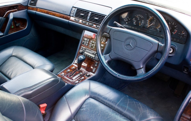 Mercedes C140 coupe 140 dashboard early series 1993 - 1995.png