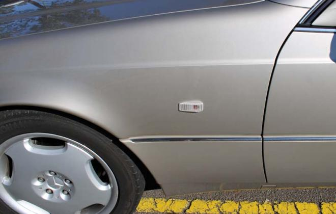 Mercedes C140 coupe S class side indicator clear lens.jpg