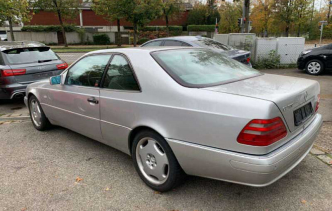 Mercedes CL500 C140 Brilliant Silver paint code 744.png