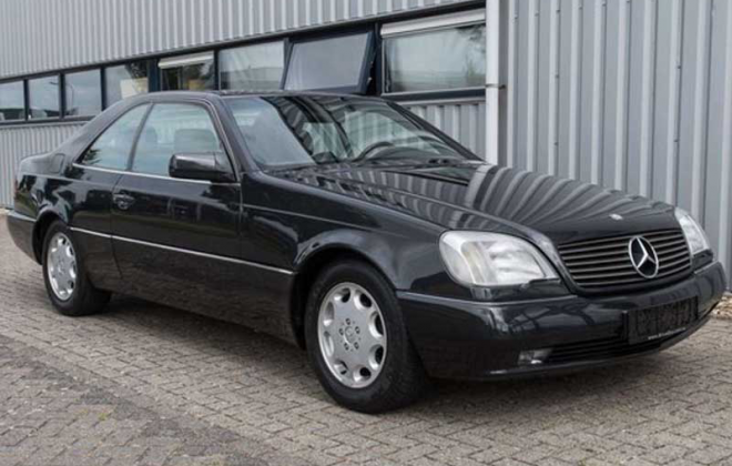 Mercedes S500 coupe C140 black paint code 040.png